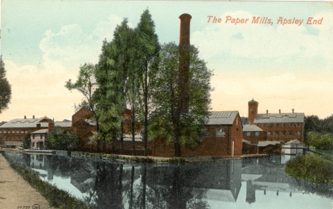 apsley-end-paper-mill
