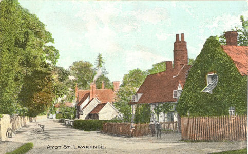 The Village of Ayot St Lawrence