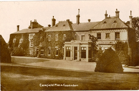 Camfield Place, Wildhill, Essendon, Hatfield, Herts