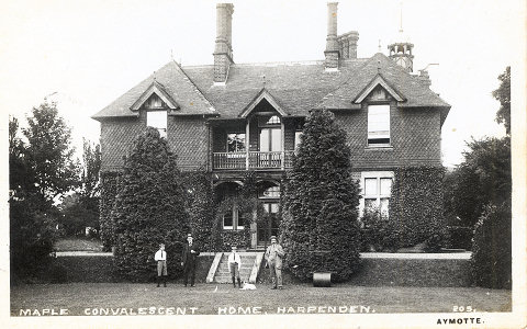 Maple Convalescent Home, Harpenden, by Aymotte