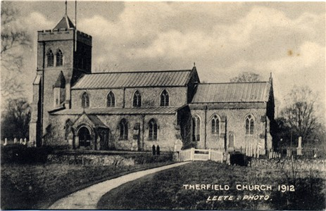 therfield-church-1912