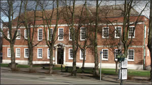Picture of Watfrod Library from www.watford.gov.uk